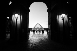 París, daily life.
