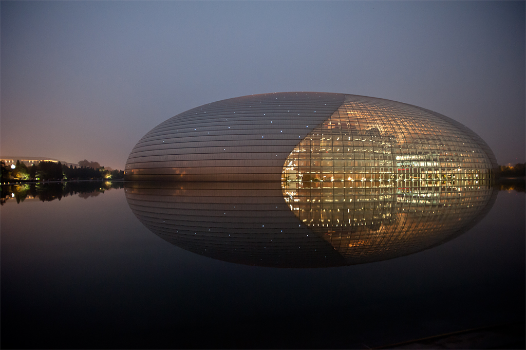 l&#039;Opera de Beijing, espectacles millenaris envolcallats per modernitat.