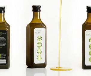 Bell verd, olis ecològics. Disseny, Senyor Estudi